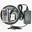 ADX LED Strip Light Lamp Kit with Power Supply, RGB
