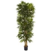 Nearly Natural 5406 Phoenix Palm Tree 90 x 34-inch Green