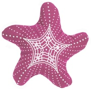 Rightside Design Starfish Outdoor Sunbrella Throw Pillow