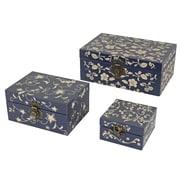 A&B Home 3 Piece Box Set
