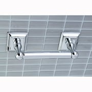 Kingston Brass Millennium Wall Mounted Toilet Paper Holder; Polished Chrome