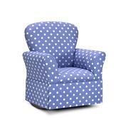 KidzWorld Skirted Kids Cotton Rocking Chair