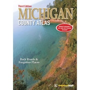 Universal Map Michigan County Atlas