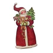 DEMDACO Simple Joys Santa Back Easel