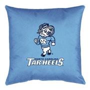 Sports Coverage NCAA North Carolina Throw Pillow