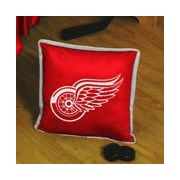Sports Coverage NHL Detroit Red Wings Throw Pillow