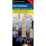 Universal Map San Francisco Destination City Map