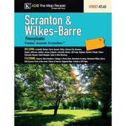 Universal Map Scranton/Wilkes-Barre Pennsylvania Atlas