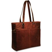 Jack Georges Voyager Tote; Brown