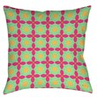 Thumbprintz Anima 2 Star Printed Polyester Throw Pillow; 14'' H x 14'' W x 3'' D