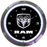 Neonetics 15'' RAM Neon Clock