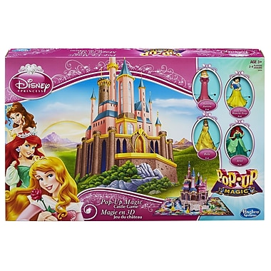 Hasbro – Jeu Disney Princess Pop Up Magic