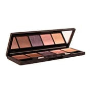 Bellapierre 5 Color Pressed Eye Shadow Mirabela