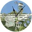 Lexington Studios Erica's Garden 10'' Wall Clock