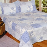 J&J Bedding Mary Quilt; King