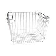Simplify Stackable Extra Large Storage Basket