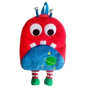 Sassafras KiddyBopBags Space Monster Backpack