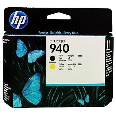 HP 940 Black and Yellow Original Printhead Cartridge (C4900A)