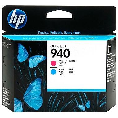 HP 940 Magenta and Cyan Original Printhead Cartridge (C4901A)