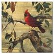 WGI GALLERY Sunrise at Narrows Creek Painting Print on Wood; 12'' H x 8'' W x 1'' D