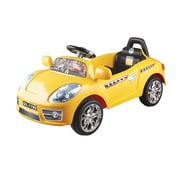 Glopo Yellow Canary Battery Powered Car