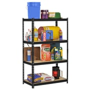 Edsal-Sandusky 3 Shelf Steel Shelving Unit