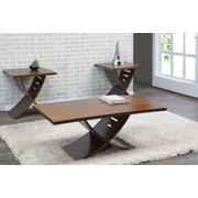 Wholesale Interiors Baxton Studio Helix 3 Piece Coffee Table Set