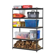 Edsal-Sandusky 72'' H Steel Five Shelf Heavy Duty Shelving Unit