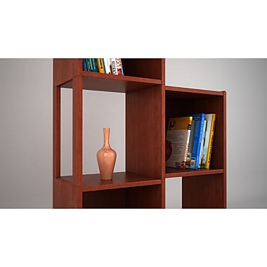 Quagga Designs qd-box™ Support Post, Cherry Stain, 2/Pack