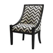 Linon Carnegie Arm Chair