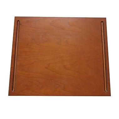 Quagga Designs qd-box™ Top Panel for 1 qd-box™, Cherry Stain