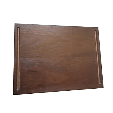 Quagga Designs Qdtop1w-m qd-box™ Top Panel for 1 qd-box™, Walnut Stain