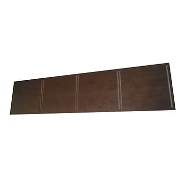 Quagga Designs qd-box™ Top Panel for 4 qd-boxes™, Walnut Stain