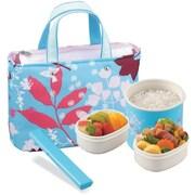Zojirushi 24.5 Oz Mini Bento Stainless Steel Lunch Jar; Blue