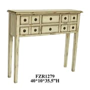 Crestview Newcastle Console Table