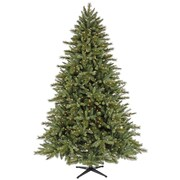 Winward Designs Tannenbaum 7.5' Green Artificial Christmas Tree w/ 800 Lights and Stand