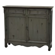 Crestview 2 Door/2 Drawer Cupboard