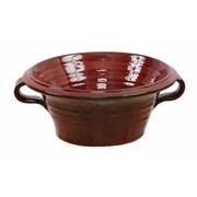 Winward Designs Pompeii Handle Decorative Bowl