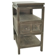 Crestview Grand Junction Chairside Table