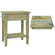 Crestview Grand Isle Chairside Table