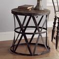 Crestview Heraldine End Table