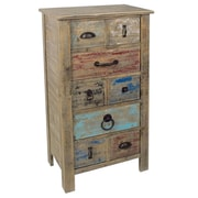 Crestview Lewiston 5 Drawer Chest