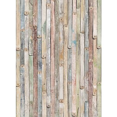 Komar Vintage Wood Wall Mural, 100