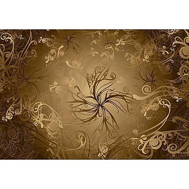 Komar – Gold, murale de 100 x 145 po
