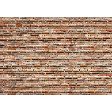 Komar – Brick Wall, murale de 100 x 145 po