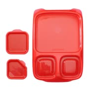Goodbyn Hero Food Container; Red