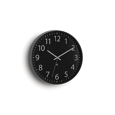 Umbra Perftime Clock, Black