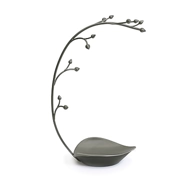 Umbra Orchid Jewellery Tree, Gun Metal