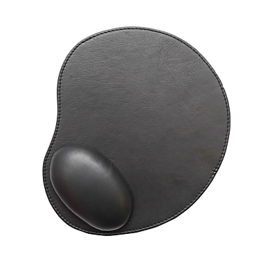 Ashlin Genuine Leather Ergonomic Mouse Pad, 10