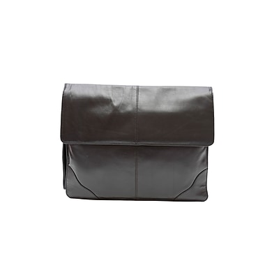 Ashlin Genuine Leather Underarm Briefcase Valises